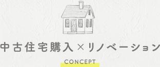 中古住宅購入×リノベーション