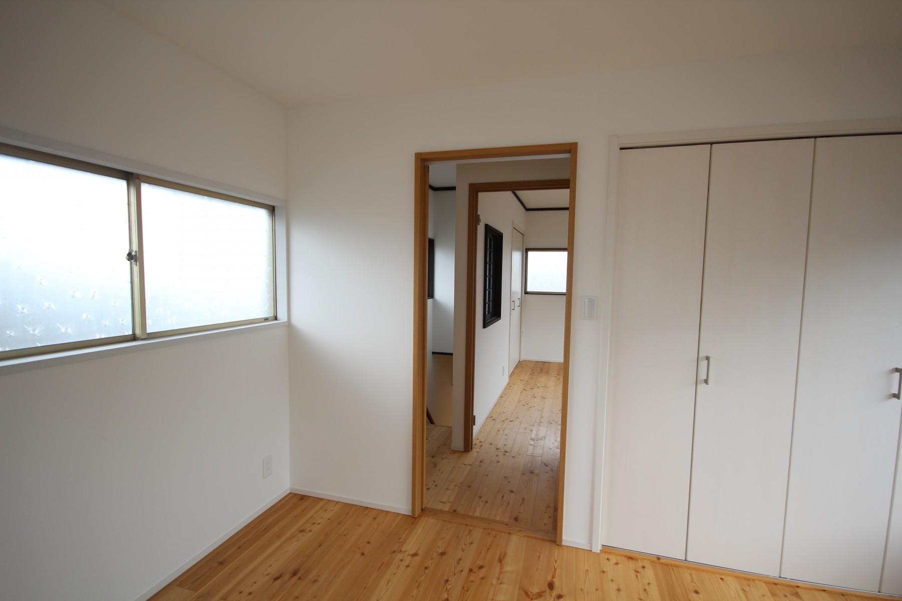 大分市中古住宅リノベーションH様邸子供部屋アフター写真