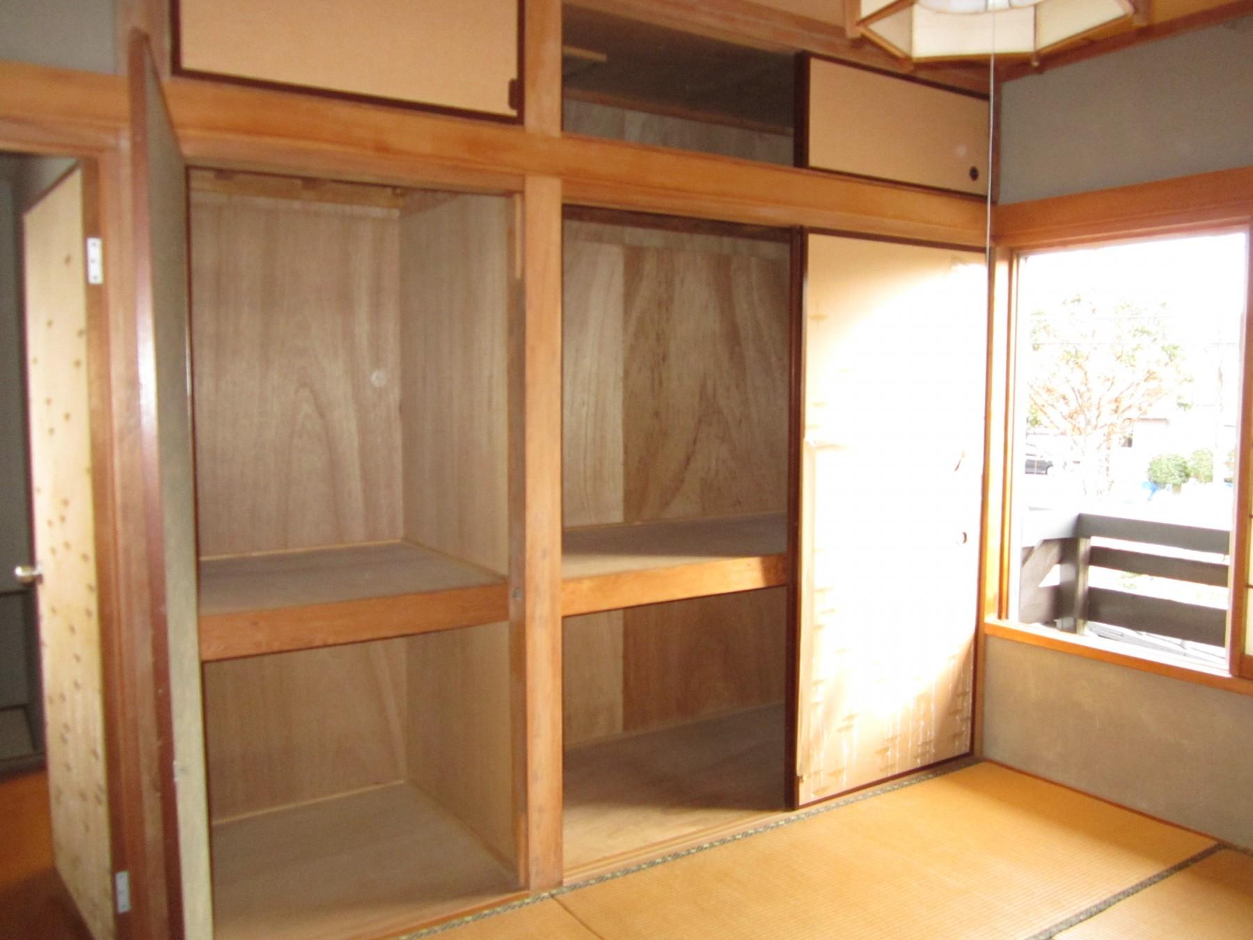 大分市中古住宅リノベーションF様邸子供部屋ビフォー写真