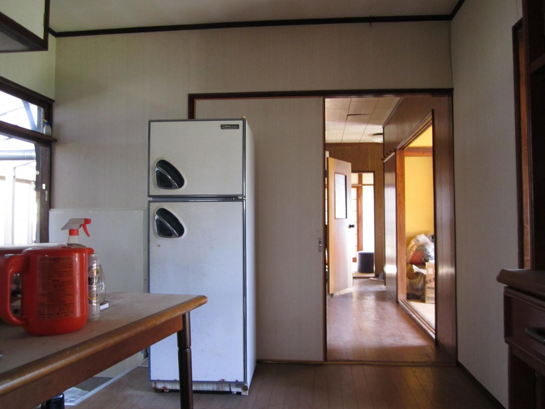 大分市S様邸中古住宅リノベーションビフォー写真