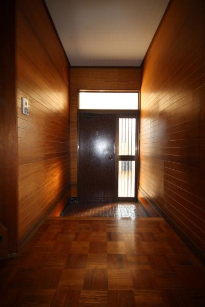 大分市中古住宅リノベーション W様邸玄関・廊下ビフォアー写真